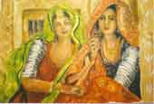 Two Rajasthani Women