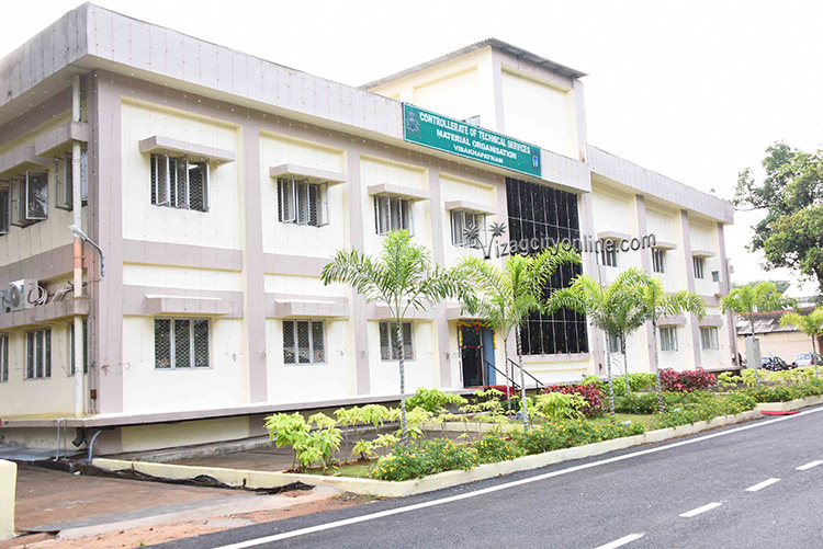 Technical Building inaugurated at MO(V)