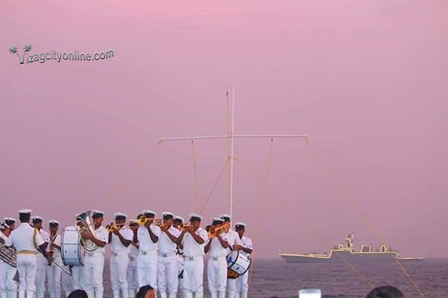 Navy Day celebrations